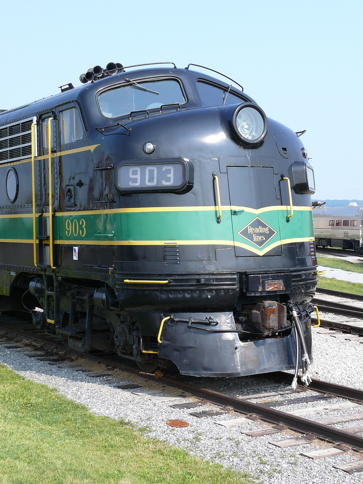 Electro Motive Diesel >> Reading 903 - Wikipedia