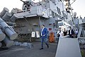 Reception with Ambassador Pyatt Aboard USS ROSS, July 24, 2016 (28299500020).jpg