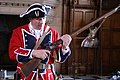 Redcoat in the Great Hall, Edinburgh Castle - geograph.org.uk - 2197850.jpg