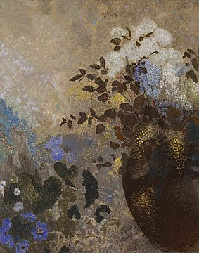 Redon Flowers in a black vase DMA.jpg
