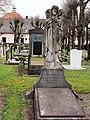 Reek Rijksmonument 519143 kerkhof, graf Xavier Smits.JPG