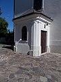 Reformed church, NW entry, 2020 Sárospatak.jpg