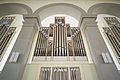 Reformierte Kirche Wattwil central section of the organ.jpg