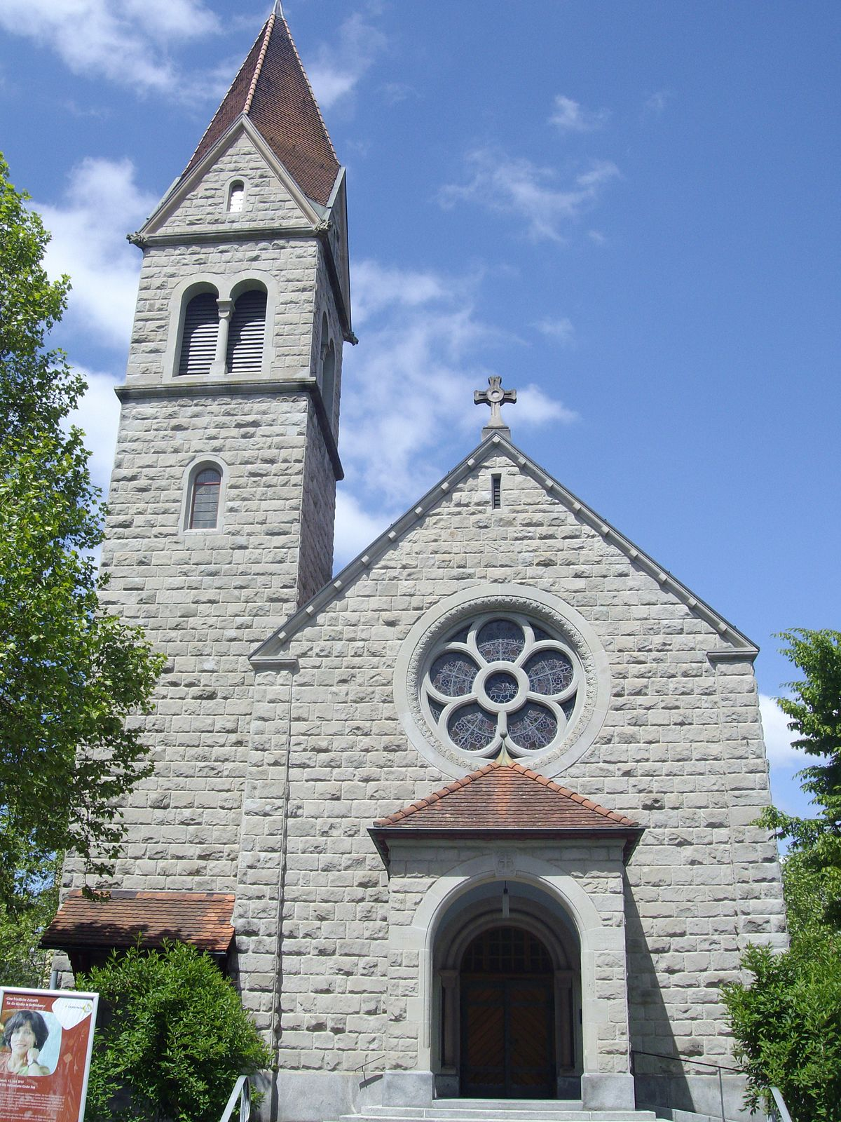Reformierte Kirche Zug...