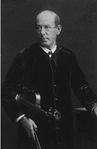 Ede Reményi - Ede Reményi in 1887