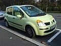 Renault Modus, thymiangrün - außen.JPG