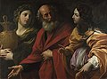 Reni - Lot and his Daughters leaving Sodom, about 1615-16.jpg