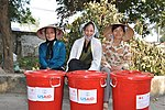 Residents near Hanoi receive disaster assistance from USAID and the Red Cross. (5702521709).jpg