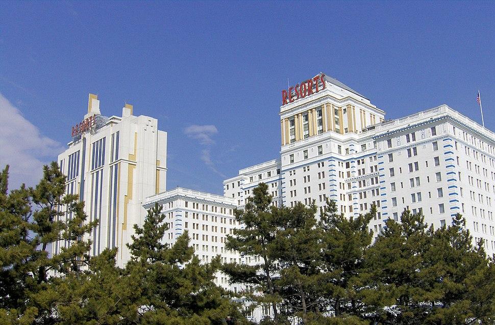 Resorts Atlantic City - Hotel Towers