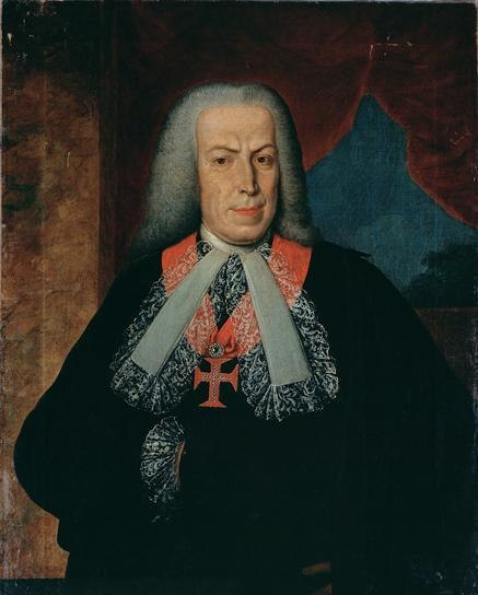 Retrato do Marques de Pombal