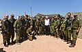 Reuven Rivlin visiting 319th Division, September 2017 (3258).jpg
