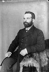 Revd David Daniel Walters (Gwallter Ddu, 1862-1934) (Cong)
