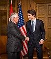 Rex Tillerson meets Justin Trudeau in Ottawa - 2017 (25304338418).jpg