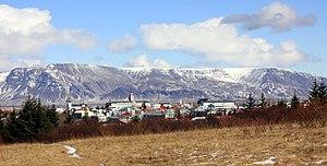 Reykjavik Esja
