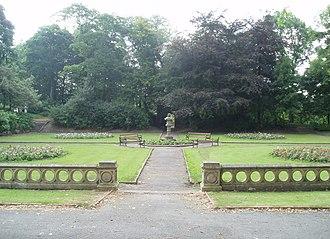 Oswaldtwistle - Rhyddings Park (2005)