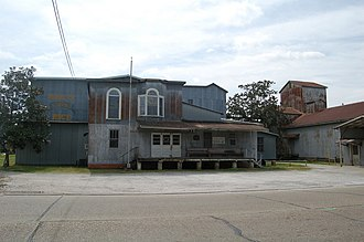 National Register of Historic Places listings in Iberia Parish, Louisiana - Image: Rice Mill WM