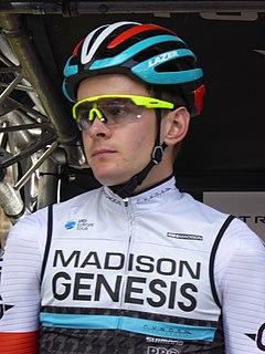 Richard Handley British cyclist