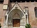 Rieux-Volvestre église portail.jpg