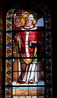 Faustus of Riez Bishop of Riez