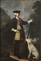Portrait of Charles of Bourbon in Hunting Dress