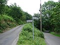 Road junction near Tal-y-Wern - geograph.org.uk - 472732.jpg