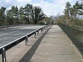 Roadbridge over the A556 Chester Road - geograph.org.uk - 1773690.jpg
