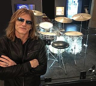 Rob Shanahan American photographer and rock drummer (born 1966)