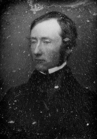 Robert Curzon, 14th Baron Zouche - Curzon circa 1840s