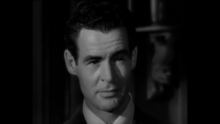 Robert Ryan in the trailer for Caught (1949).png