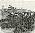 Roccasecca veduta est del castello dei conti d'Aquino, ove nacque S. Tommaso.jpg