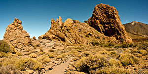 Rock formations of the Teide National Park (World Heritage Site). Tenerife, Canary Islands, Spain, Southwestern Europe-5.jpg