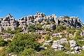 Rocks El Torcal de Antequera karst Andalusia Spain.jpg