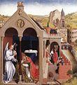 Rogier van der Weyden - Dream of Pope Sergius - WGA25713.jpg