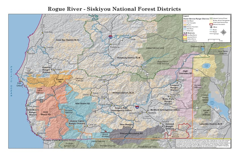 File:Rogue River-Siskiyou National Forest map.pdf ... on shasta national forest map, carson national forest map, ashley national forest map, national forest campground map, winema national forest map, ottawa national forest map, malheur national forest map, six rivers national forest map, finger lakes national forest map, klamath national forest map, sitgreaves national forest map, wallowa-whitman national forest map, humboldt-toiyabe national forest map, mendocino national forest map, mississippi national forest map, mt. baker national forest map, green mountain national forest map, flathead national forest map, white mountain national forest map, oregon national forest map,