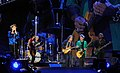 Rolling Stones onstage with Mick Taylor - Hyde Park 2013.jpg