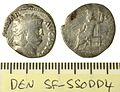 Roman denarius of Nero (FindID 581966).jpg
