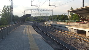 Romashkovo railway platform (common view).JPG