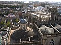 Rooftop View from Cathedral, Sevilla, Spain - panoramio.jpg