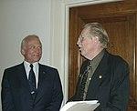 Roscoe Bartlett and Buzz Aldrin.jpg