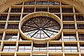 Rosette - north facade - Basílica de Aparecida - Aparecida 2014.jpg