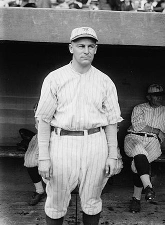 Ross Youngs - Youngs with the Giants in 1920
