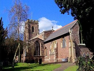 Rothley - Image: Rothley parish church 2006 04 04 006web