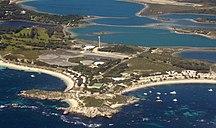 Rottnest Island-Tourism and facilities-Rottnest Geordie & Longreach settlements