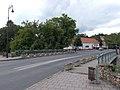 Route 2101 Bridge, shops, 2020 Mogyoród.jpg