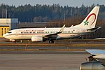Royal Air Maroc, CN-RNQ, Boeing 737-7B6 (47630664791).jpg