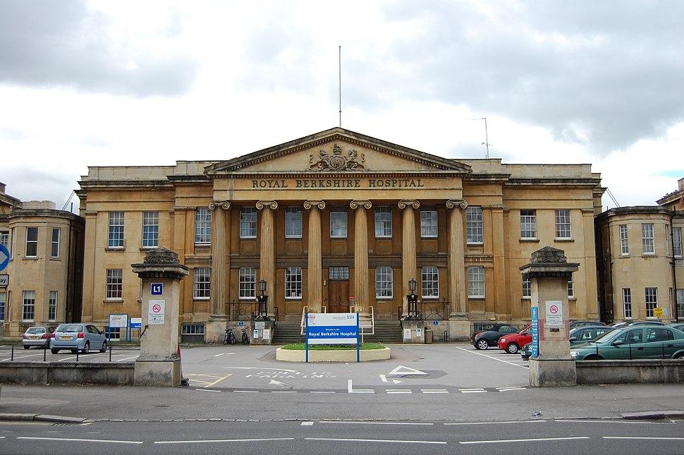 Royal Berkshire Hospital 3