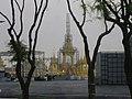 Royal crematorium of Bhumibol Adulyadej - 2560-10-13 (9).jpg