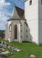 Ruden Pfarrkirche hl Maria Magdalena Chorschluss 18082015 6717.jpg