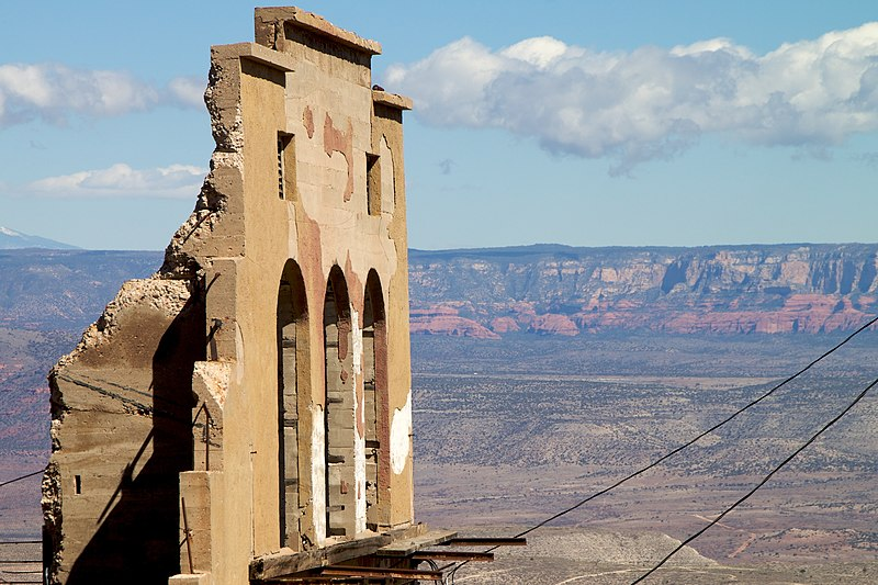Verde Valley from Jerome
