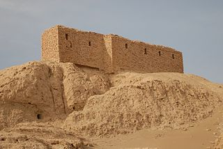 Nippur archaeological site in Iraq